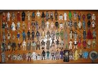 Wanted, Vintage Star Wars Toys, Unwanted Old Kenner Palitoy Figures