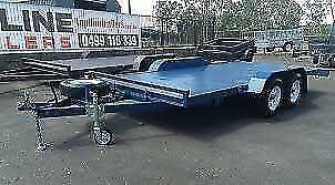 Car trailer for hire Lismore Lismore Area Preview