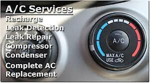 Auto Air Conditioning Check $50, Evacuate & Refill from $99 !