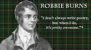 ROBBIE BURNS SUPPER - Saturday January 21, 2017 Cambridge Kitchener Area image 1
