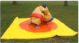 Sumo Suits for Hire - 25% off Cringila Wollongong Area Preview