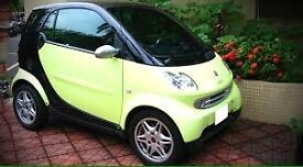 Smart Car WANTED !