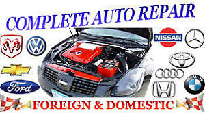 CERTIFIED, AFFORDABLE AUTOMOTIVE SERVICE and REPAIR