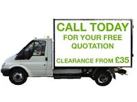 Waste removal Rubbish removal furniture garden waste household waste man&van services manchester