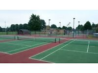 Banbury Tennis Club. Great British Tennis Saturday 13th May 2017. Free Tennis!!!