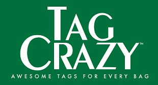 TagCrazy Luggage Tags