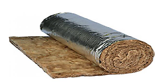 Earthwool roof blanket 18 m2 per roll