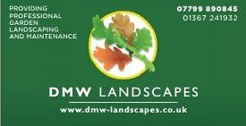 Experienced Hard landscaper and landscape assistant