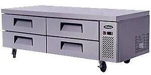"Chef Base 72"" Refrigerated Brand New Atosa"