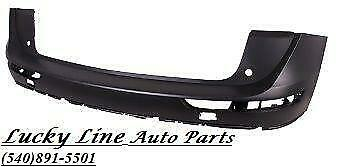 09-17 AUDI Q5 Bumper Cover - Rear 8R0807303GRU