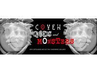 16 September - C O V E N: Gods and Monsters