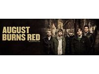 August Burns Red @ Underworld Camden