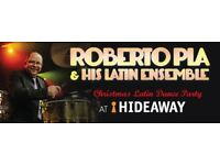 ROBERTO PLA'S CHRISTMAS LATIN DANCE PARTY