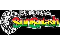 Rototom Sunsplash 8 day festival ticket