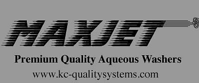 Parts Washers Aqueous Cleaning