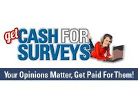 Get Paid Up To £250 For Taking Part In Online Market Research Surveys ***A