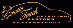 EXOTIC TOUCH AUTO DETAILING!!! SPRING clean.