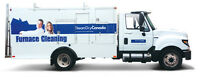 Steam Dry Canada-Professional Carpet and Furnace/Duct Cleaning