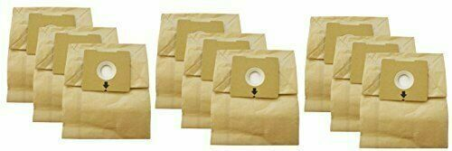 Bissell Allergen Vacuum Bags 9-bags for Zing 4122 Series #2138425, 2138425 (NEW)