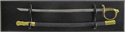 Wall Plaque Case (Sword Display Plaque Rack Holder Wall Rack, Alternative to Display Case,)
