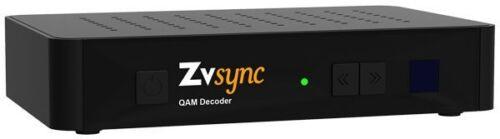 ZeeVee ZvSync HD Digital Video RF Tuner and QAM Decoder - NEW with Warranty
