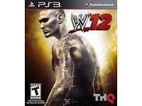 WWE 12 (PS3)