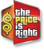 Price is Right - 2 Tickets - Row 4