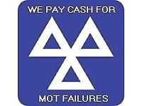 *CASH 4 CARS ALSO *MOT FAILURES* ANY CONDITION *JAPANESE & GERMAN CASH CAN BE PAID 07869236607