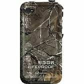 Green Camo Lifeproof Case for Iphone 4S