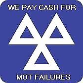 £170 MINIMUM PAID FOR CARS /VANS / 4x4