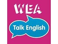 "Volunteer friends needed for WEA's ""Talk English"" Programme in Scunthorpe"