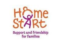 Family Support Volunteer 2 hours per week