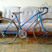 VINTAGE SUPERCYCLE ROAD BIKE GREAT CONDITION FOR LOW PRICE