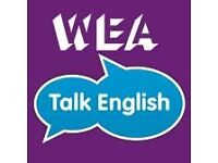 "Volunteer ESOL teachers needed for WEA ""Talk English"" Programme in Scunthorpe. *free training*"
