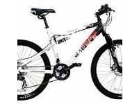 Apollo Paradox MTB double disc/suspension vgc bike not carrera, swaps, giant, specialized...