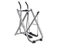 GLIDER XL - Elliptical / Cross Trainer / Airwalker - Non Electric & Low Impact - Arms & Legs Workout