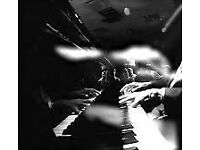 Pianist, Keyboard player WANTED with noir jazzy feel. [by SIGNED ACT] retro piano / organist