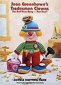 Clown Knitting Pattern