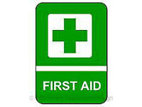 EMERGENCY FIRST AID AT WORK 1 DAY COURSE £85 - 3rd of August, LONDON, KINGS CROSS