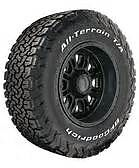 4 new bfg 35/13/20 ko2 all terrain tires for trade or sale