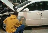 Carrosserie fonctionne réparations et d'installation Spécialiste