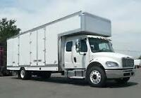 TWO MEN AND TRUCK $65/HR SHORT NOTICE OK @ 226-444-0331