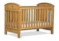 Boori Cot Bed and Wardrobe