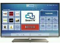 "Toshiba 40"" SMART 3D LED Wi-Fi TV 40L5453DB"
