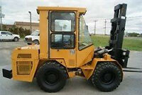 mini loader a fourches