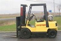 chariot elevateur forklift