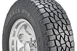 """2 x Used 18"""" 4WD Mickey Thompson 265/60R18 tyres, 40-50%, $80 e.a Canning Vale Canning Area Preview"""