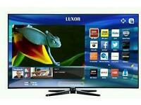 "Luxor 32"" LED smart wi-fi tv builtin USB media player HD freeview fullhd ."