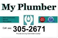 Professional Plumber - Free Estimates