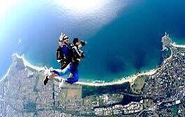 Tandem Skydive 14,000 St Kilda